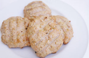 Turkey Patties / 4-Pack - The Organic Butcher of McLean