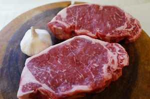Certified Humane New York Strip - The Organic Butcher of McLean