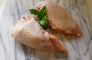 Bone-In Chicken Breast - The Organic Butcher of McLean