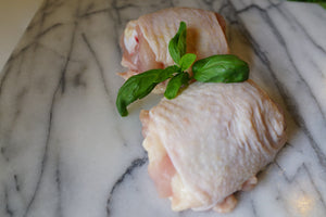 Bone-In Chicken Thighs - The Organic Butcher of McLean
