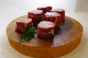 100% Grass-Fed Filet Mignon - The Organic Butcher of McLean