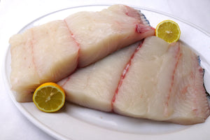 Wild-Caught Alaskan Halibut Fillet - The Organic Butcher of McLean