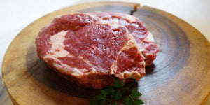 Bison Boneless Ribeye - The Organic Butcher of McLean