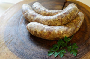 Mild Italian Sausage - The Organic Butcher of McLean