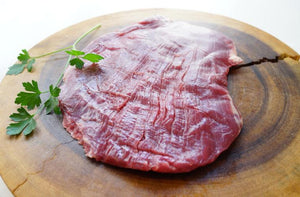 100% Grass-Fed Flank Steak - The Organic Butcher of McLean