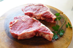100% Grass-Fed Boneless Ribeye - The Organic Butcher of McLean