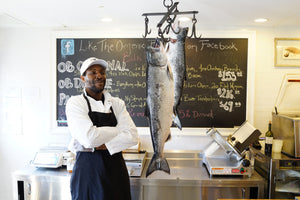Wild King Salmon - The Organic Butcher of McLean