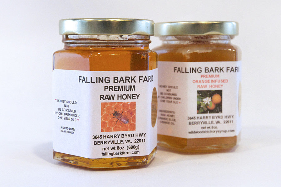 Falling Bark Farm Raw Honey
