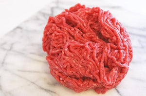 100% Grass-Fed Ground Beef - The Organic Butcher of McLean