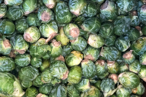 Organic Brussels Sprouts - 1 lb. - The Organic Butcher of McLean