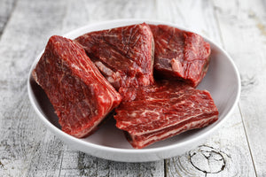 Certified Humane Bone-In Beef Short Ribs (2-3 Inch Pieces) - The Organic Butcher of McLean