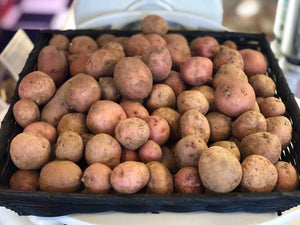 Organic French Fingerlings Potatoes - The Organic Butcher of McLean