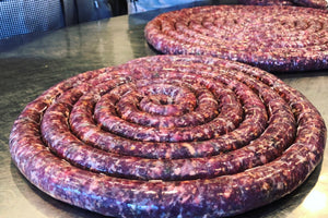 Venison Chili Sausage - The Organic Butcher of McLean