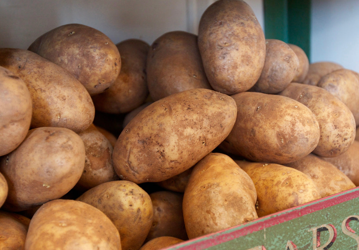 Organic Russet Potatoes - 1 lb. - The Organic Butcher of McLean