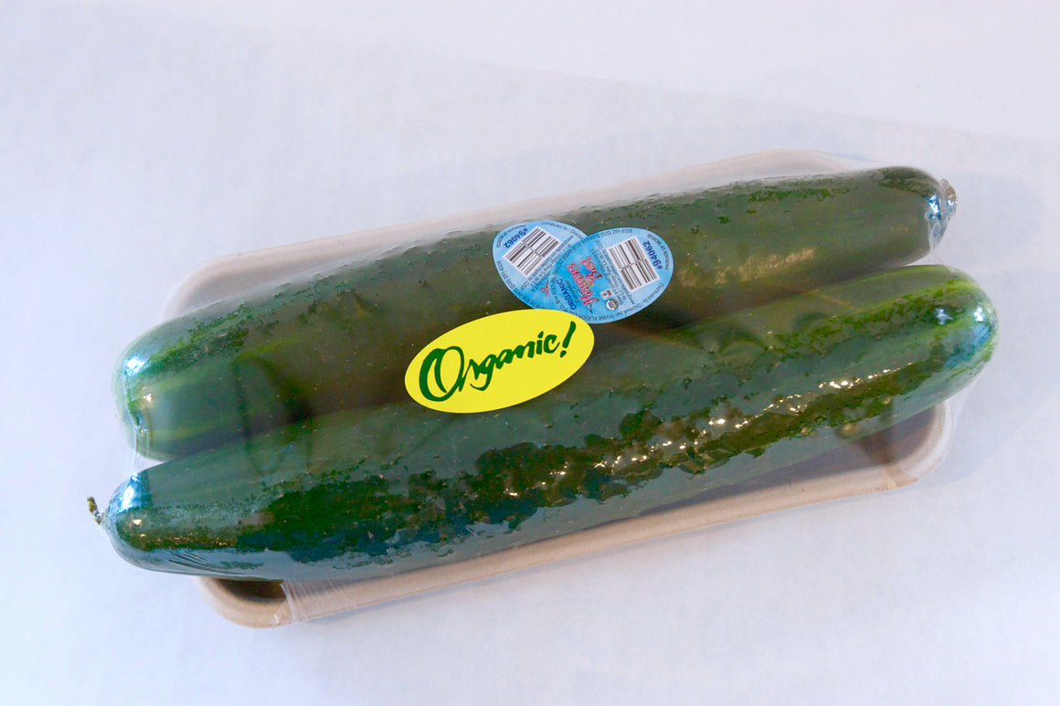 Organic Cucumbers - 2 Ct - The Organic Butcher of McLean