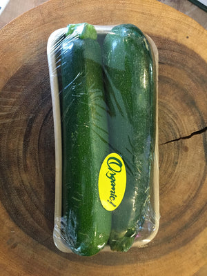 Organic Zucchini - 2 ct - The Organic Butcher of McLean
