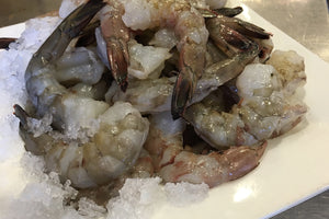 Wild-Caught Domestic P & D Shrimp - The Organic Butcher of McLean