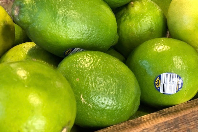 Organic Limes - The Organic Butcher of McLean