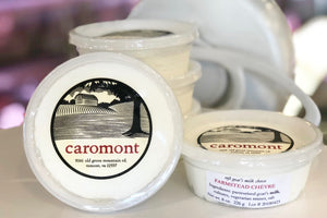 Caromont Farm's Chevre - The Organic Butcher of McLean