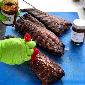 Smoked Baby Back Ribs - The Organic Butcher of McLean