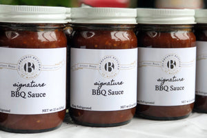 Organic Butcher Barbecue Sauce - The Organic Butcher of McLean