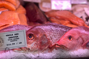 Red Snapper - The Organic Butcher of McLean