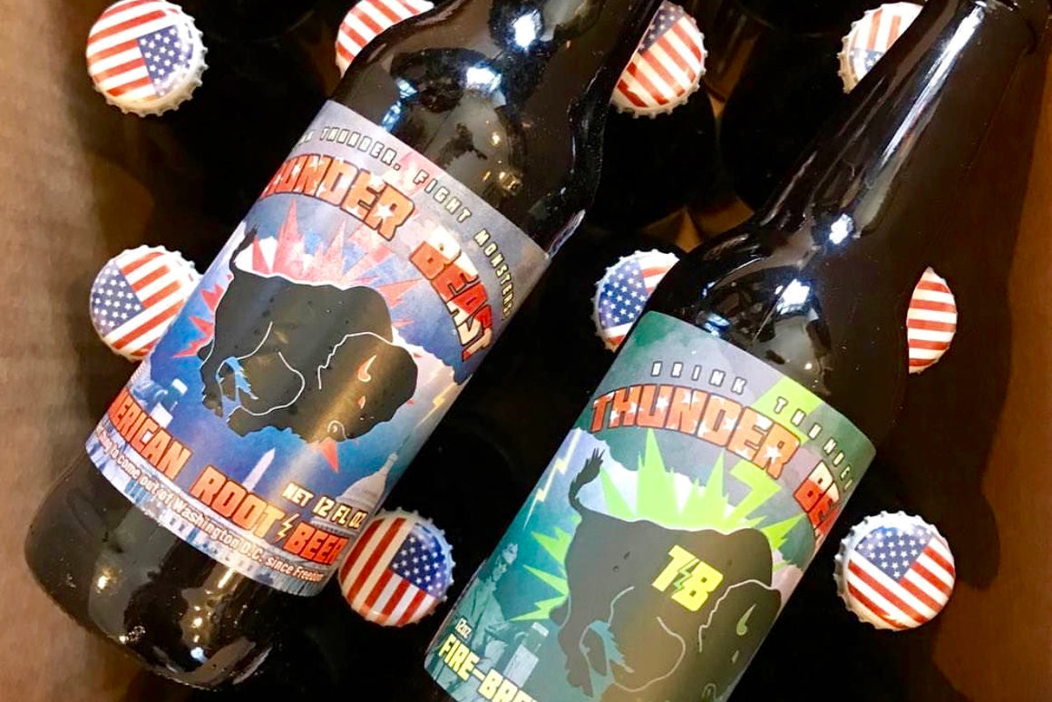 Thunderbeast Rootbeer - The Organic Butcher of McLean