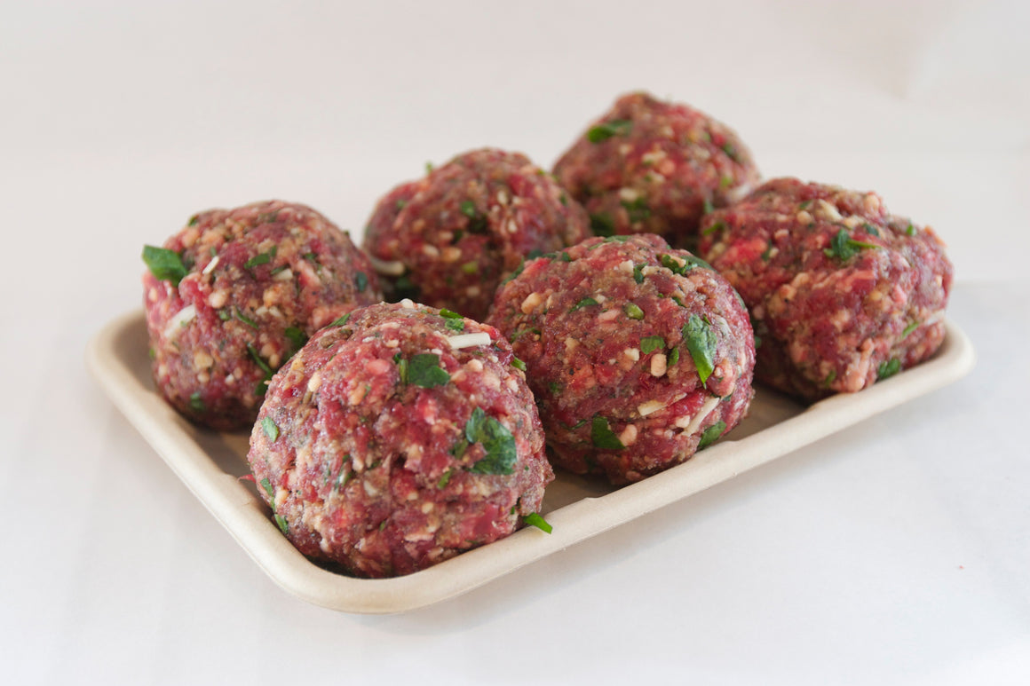 House-Made Italian Meatballs - The Organic Butcher of McLean