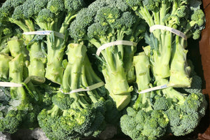 Organic Broccoli Crowns - 1 lb. - The Organic Butcher of McLean