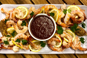 Shrimp Cocktail Platter - The Organic Butcher of McLean