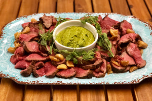 Beef Tenderloin Platter - The Organic Butcher of McLean
