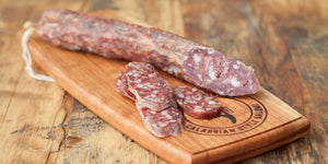 tempesta Nostrano - Pink Peppercorn Salami - The Organic Butcher of McLean