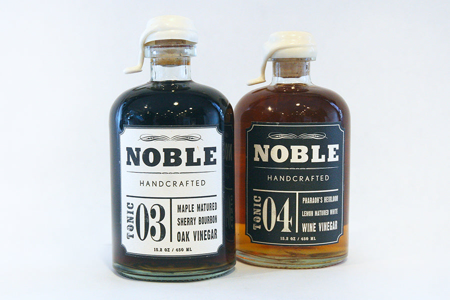 Noble Tonic 03 Oak Vinegar - The Organic Butcher of McLean