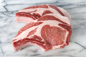 Pork Rib Chops - The Organic Butcher of McLean