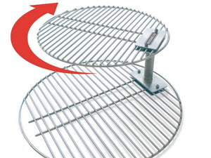 Smokeware Grate Stacker + Grill Grate Combo - The Organic Butcher of McLean