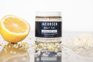 Jacobsen Lemon Zest Salt - The Organic Butcher of McLean