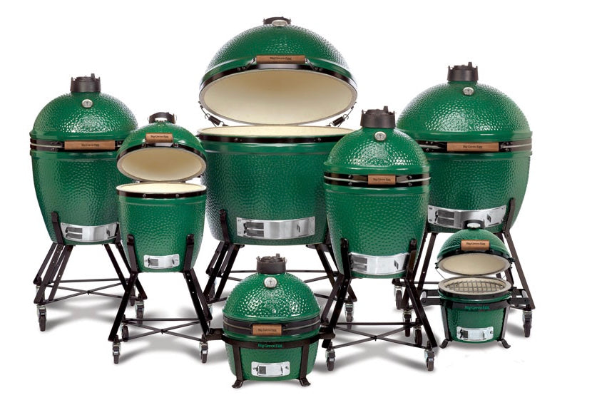 Big Green Egg Assembly - The Organic Butcher of McLean