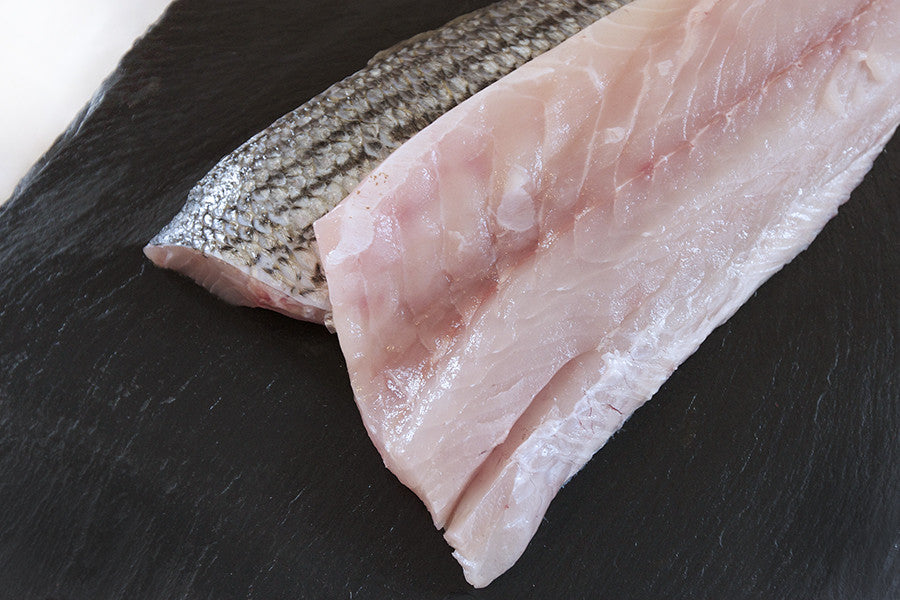 Wild Striped Bass Fillet - The Organic Butcher of McLean