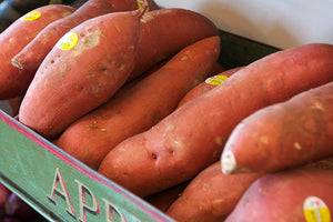 Local & Organic Sweet Potatoes - 1 lb. - The Organic Butcher of McLean