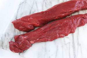 Venison Tenderloin - The Organic Butcher of McLean