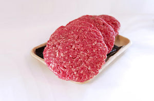 100% Grass-Fed Burger Patties - The Organic Butcher of McLean