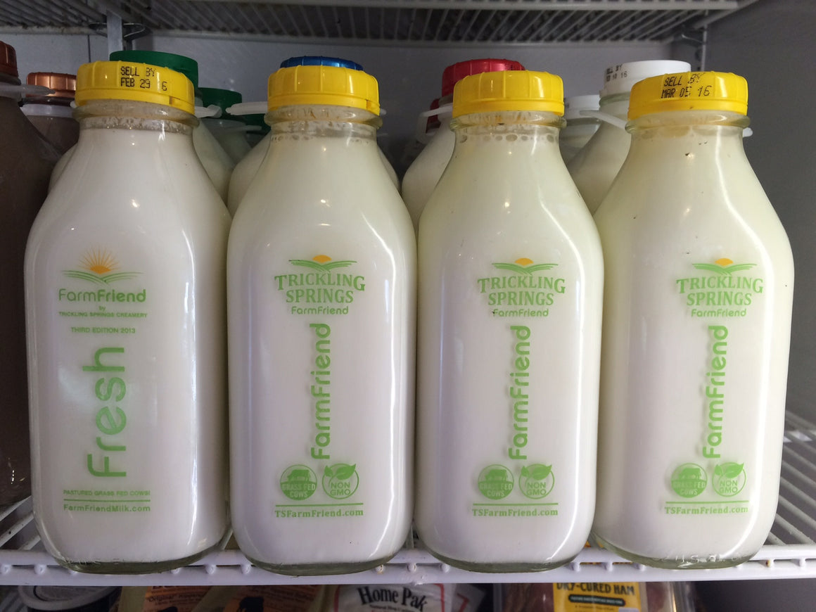 Grass-Fed Buttermilk - The Organic Butcher of McLean