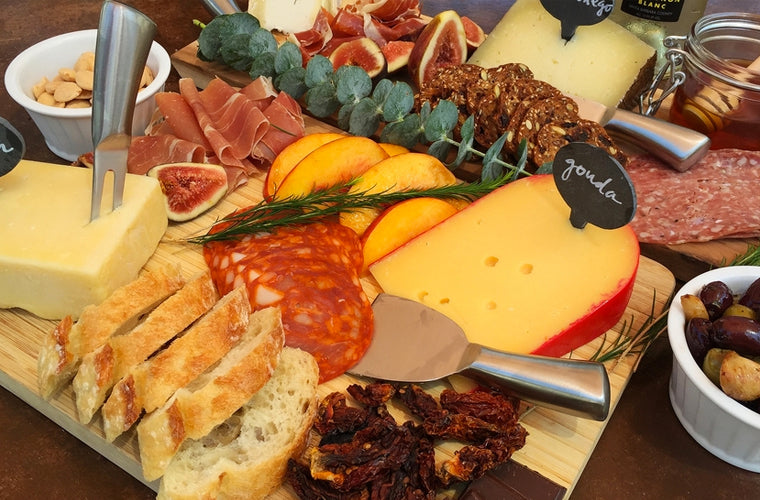 Cheese and Charcuterie Boards - The Organic Butcher of McLean