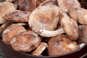 Organic Shiitake Mushrooms - The Organic Butcher of McLean