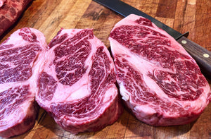 Wagyu Boneless Ribeye Steak