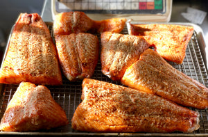 House Smoked Salmon - The Organic Butcher of McLean