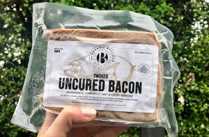 Smoked Uncured Sugar-Free Bacon - The Organic Butcher of McLean