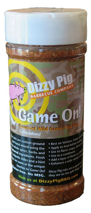 Dizzy Dust Rubs - The Organic Butcher of McLean