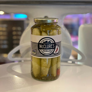 McClure's Spicy Dill Pickles