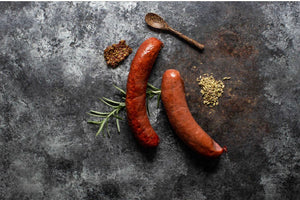 Broken Arrow Venison Smoked Sausage